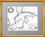 Схема Балтийского или Восточно моря