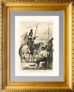 Костюмы народов Рос. империи. Уральские казаки. 1859г.
