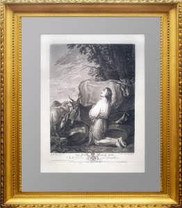 Эрмитажная коллекция. Блудный сын. 1775г. Роза. ВИП подарок музейного уровня