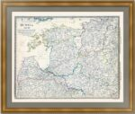 Россия. Остзейские провинции. 1834г.  (SDUK III)