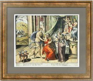 Культура плоти (Cvltvra carnis). 1573г.